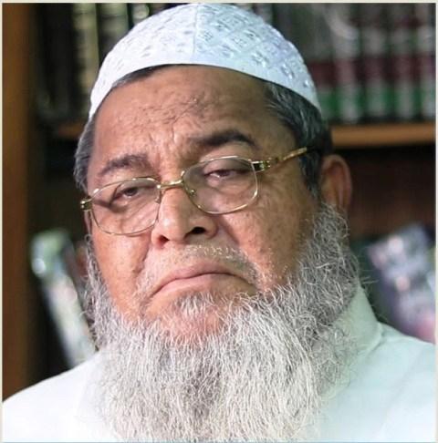 আল্লামা হাফেজ মুহাম্মদ জুনায়েদ বাবুনগরী