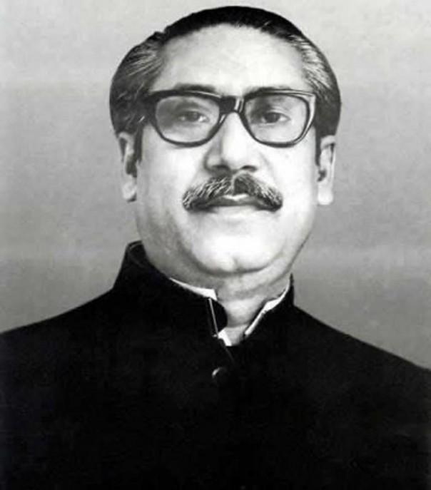 বঙ্গবন্ধু শেখ মুজিবুর রহমান