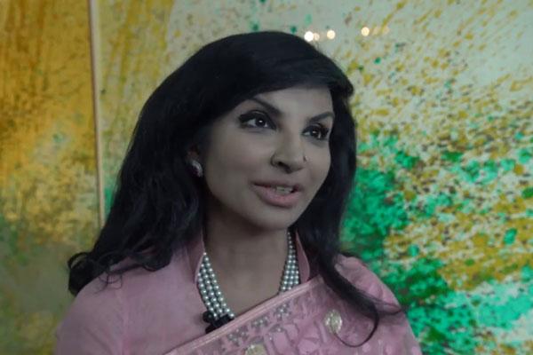 সাইদা মুনা তাসনীম